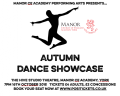 Autumn Dance Showcase 2018