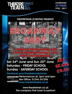 Broadway Baby (Chester)