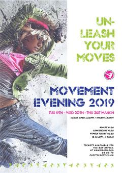 Movement Evening 2019