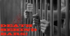 Murder Mystery: Death Behind Bars!