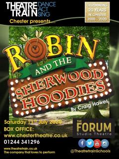 Robin and the Sherwood Hoodies