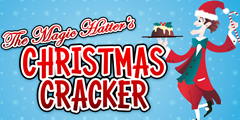 The Magic Hatter's Christmas Cracker 2018