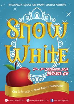 Wickersley Panto Snow White